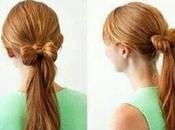 Como hacer peinado moño