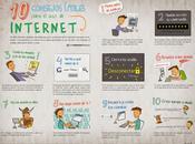 consejos útiles para Internet #Infografía #Consejos #Internet