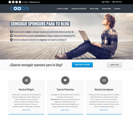 Coobis. Una nueva manera de monetizar tu blog