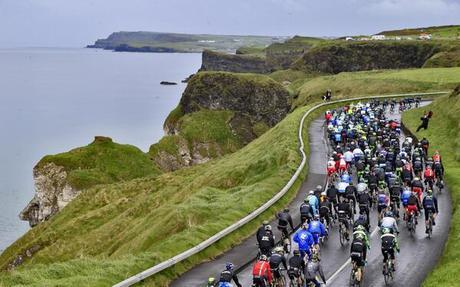 ¡El Giro de Italia viene a Irlanda!