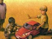 ¿Son ilustraciones manifestación artística posiblidades literatura?