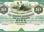 Curiosidad numismática: Papel moneda Sagua Grande siglo XIX.