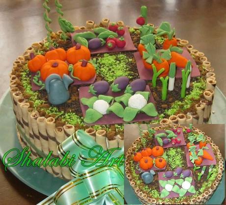 Las tartas de Milena