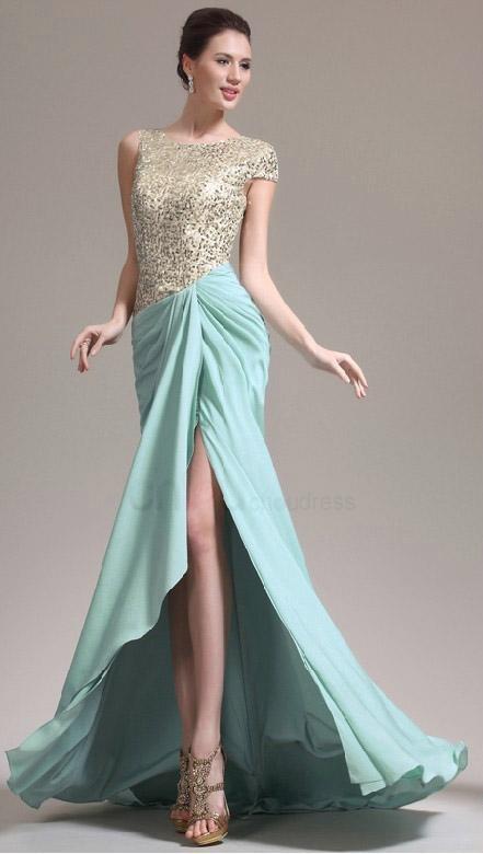 Fotos de vestidos de fiesta sexis y elegantes