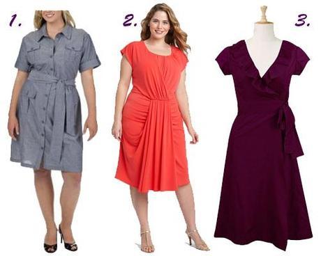 Ver vestidos casuales para gorditas