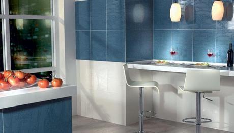 Cocinas modernas decoradas con azulejos paperblog - Azulejos cocina moderna ...