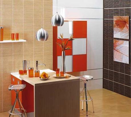 Cocinas modernas decoradas con azulejos paperblog - Azulejos cocinas modernas ...