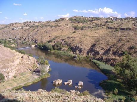 El Tajo en Toledo