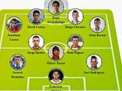 'Fútbol Draft' 2014: Elegidos mejores categoría masculina femenina