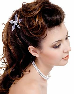 10 peinados para 15 aos  Paperblog - Hairstyles For Damas In Quinceaneras