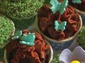 Minicupcakes Primaverales coco maracuya