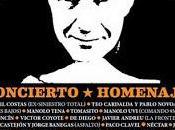 Concierto homenaje Germán Coppini mayo Madrid