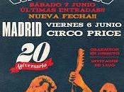 Miguel Ríos, invitado conciertos aniversario Clan, para quedan entradas
