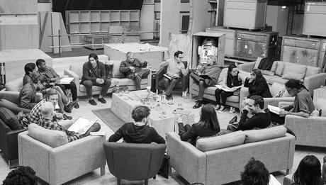 Star Wars VII, reparto, JJ abrams, star wars, zorro con gafas
