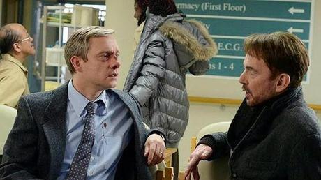 Freeman y Thornton en Fargo