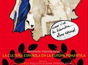 cultura española Europa romántica