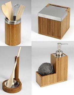 Accesorios de cocina de bamb paperblog for Accesorios de cocina