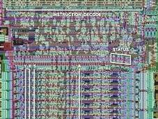Simulación 6502 JavaScript