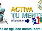Juegos agilidad mental para niños