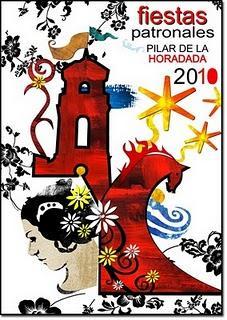 Pilar de la Horadada. Fiestas Patronales de la Virgen del Pilar 2010