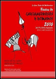 FIESTAS CARTAGINESES Y ROMANOS 2.010