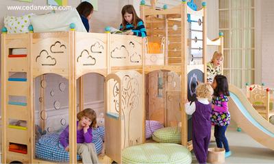 Muebles infantiles de cedro paperblog for Muebles infantiles diseno