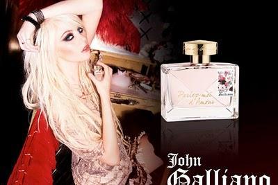Taylor Momsen para John Galliano - Parlez-moi d'Amour