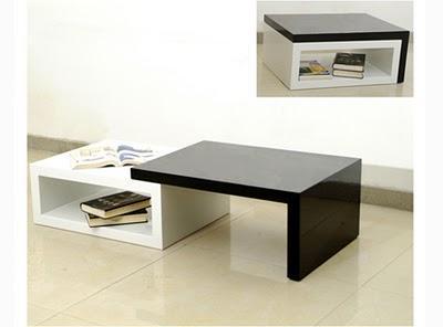 T preguntas mesas de centro para espacios reducidos paperblog Mesas para espacios pequenos