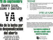 septiembre: ABORTO LEGAL