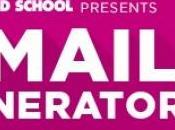 Email Generation: llegar portfolio persona quieres trabajar