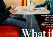 "Primer póster comedia romántica ""what"