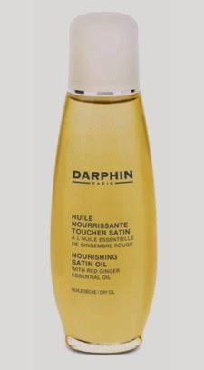 El Aceite Corporal Nutritivo Satinado de DARPHIN – un auténtico néctar para la piel