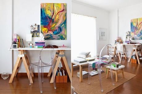 luminosos estudio con ideas para enamorardiy divan con un pallet