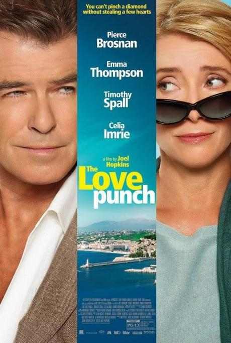 NUEVO PÓSTER PARA LA COMEDIA  'UN GOLPE BRILLANTE (THE LOVE PUNCH)'