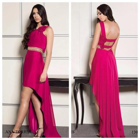 Ana Torres, vestidos de fiesta y tocados colección 2014