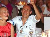 """Robben: """"Dejar Real Madrid, mejor decisión vida"""""""