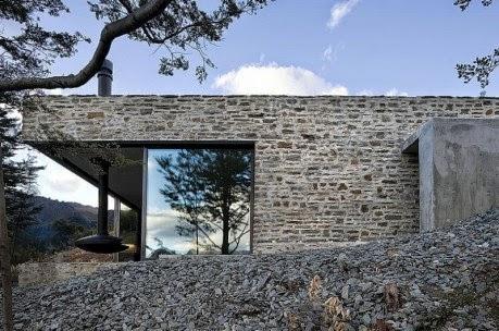 Casa rustica y moderna paperblog for Casa moderna y rustica