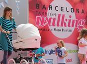desfile Inglesina Barcelona Fashion Walking