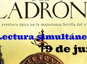 """Lectura simultánea leyenda ladrón"""" Juan Gómez-Jurado"""
