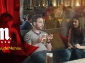 #Soymuydemahou campaña cerveza amigos famosos