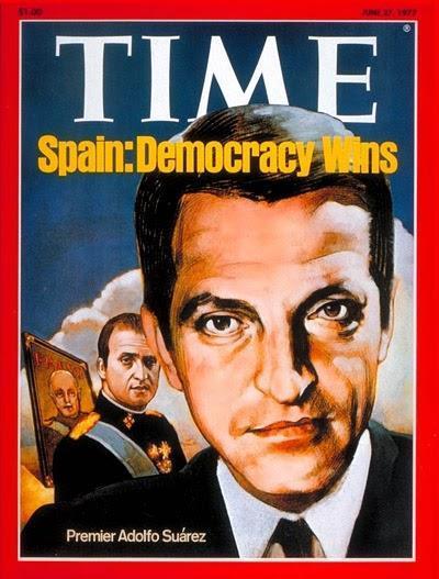 El mito de la democracia española concluye su largo adiós