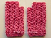 {Crochet} Mitones