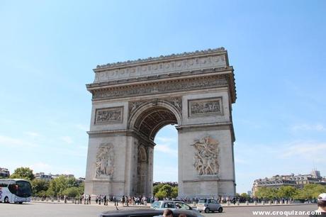 PAR-218-Arc de Triomphe-1
