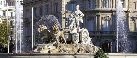 Madrid. Cibeles vs Neptuno.