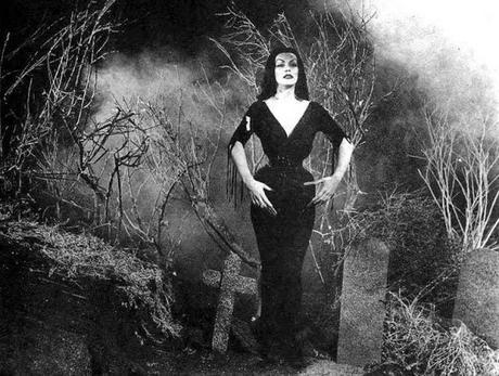 Las damas más oscuras del cine y la televisión de todos los tiempos: 1ª Parte: Vampira