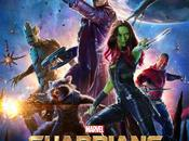 Guardianes galaxia: nuevo espectacular póster, descripcion personajes trailer lunes