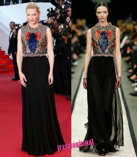 cate blanchett givenchy fall 14 cannes how to train a dragon 2