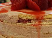 Tarta imperial strawberry fizz