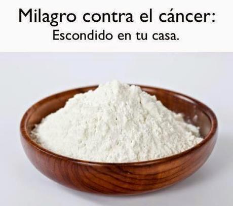 BICARBONATO CONTRA EL CANCER