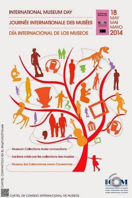 MUSEALIZADAlcalá: Celebración del DÍA INTERNACIONAL de los MUSEOS 2014, también en la Ciudad de Alcalá de Henares...